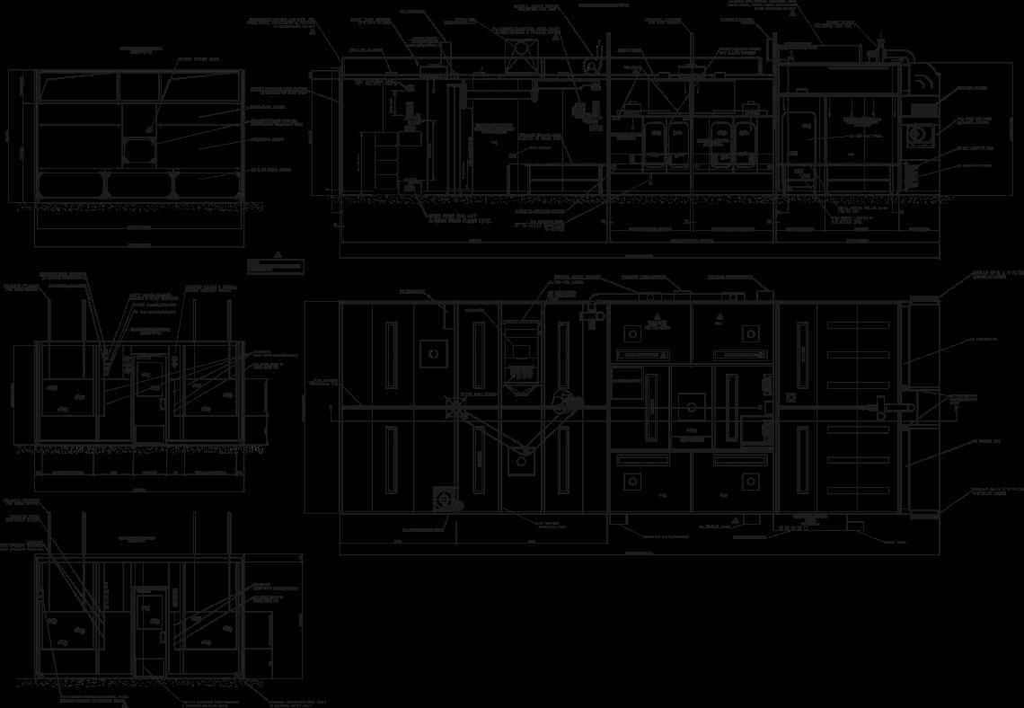 Example of a sampling facility